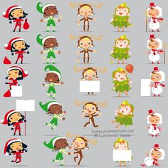 Work : Christmas 2011 by Gwagwa on deviantART