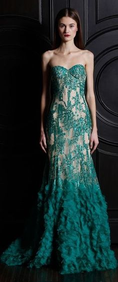 Naeem Khan Pre-Fall 2013 Collection, prom dresses ball gowns fairytale