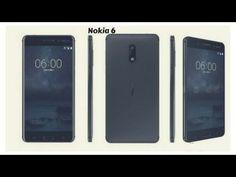 Nokia 6 Specifications #SmartphoneNokia