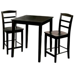 International Concepts 30 by 30-Inch Gathering Height Table with 2 Madrid Stools, Set of 3 International Concepts http://www.amazon.com/dp/B00AW6OCI8/ref=cm_sw_r_pi_dp_taN7ub17CKAPQ