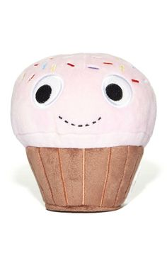 Snuggle with a cupcake.