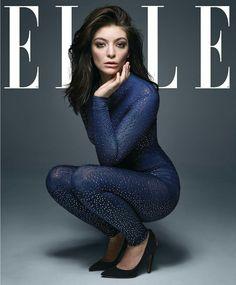 Lorde for Elle magazine / 2017