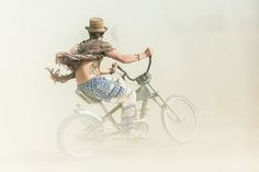 I Attended Burning Man For The First Time And The Creativity There Blew Me Away | Bored Panda