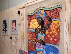 Gratis patroon; mandjes met Lammy Hawai - Echtstudio Form Crochet, Beach Blanket, Jute, Needlework, Blog, Deco, Painting, Bedspreads, Hampers