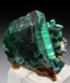 Malachite after Azurite from Tsumeb, Namibia [db_pics/pics/ts202d.jpg]