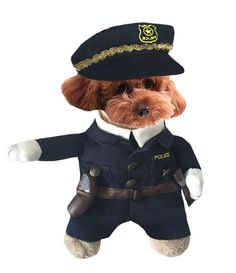 Police Dog Costume *** Insider's special review you can't miss. Read more  (This is an amazon affiliate link. I may earn commission from it)