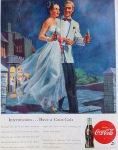 Coca-Cola vintage reclame