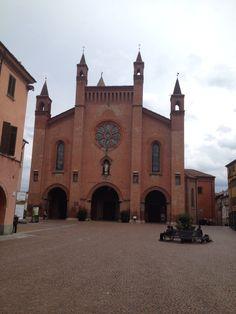 Alba en Cuneo, Piemonte