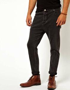 ASOS Slim Ankle Grazer Black Jean on Wantering | Men's Jeans | mens dark wash denim jeans #mensjeans #mensdarkwashjeans #menswear #mensstyle #mensfashion #wantering http://www.wantering.com/mens-clothing-item/asos-slim-ankle-grazer-black-jean/aelgc/