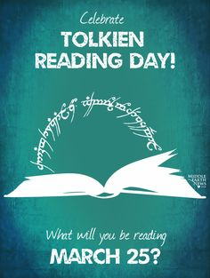 Celebrate Tolkien Reading Day: Giveaways, Contests, and Prizes! [click to read more]