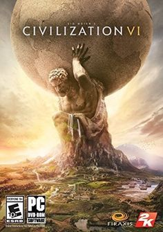Originally created by the legendary game designer Sid Meier, Civilization is a turn-based strategy game in which you attempt to build an empire to stand the test of time. Become the Ruler of the Wo. Europa Universalis Iv, Final Fantasy Vii Remake, Dark Souls 3, Nintendo Ds, Xbox One, Civilization Vi, Mafia 3, 2k Games, Electronic Arts