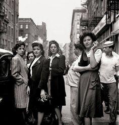 Little Italy, NY C 1943