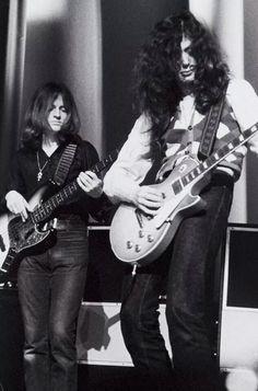 John Paul Jones & Jimmy Page