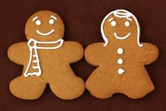 Gingerbread Cookies | gimmesomeoven.com