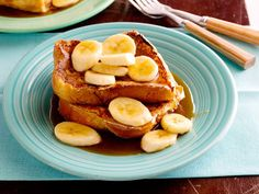 Texas French Toast Bananas Foster- Another recipe to try - closer to Stanley's recipe?