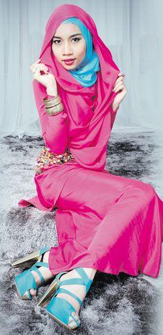 Hari Raya in Pink | Yuna Zarai