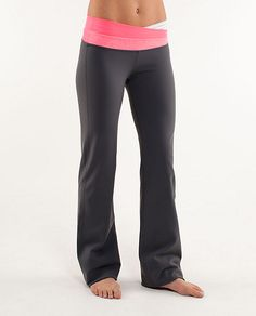 These are amazing pants to workout in! I have these in 'Astro Tall' in purple