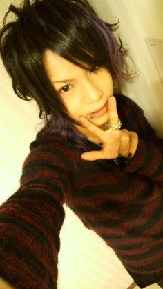 mahiro kiryu visual kei vocal japanese rock jrock