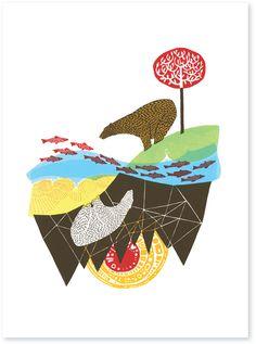 Lost At E Minor: Music, illustration, art, photography and Disney Illustration, Music Illustration, Art Nouveau Disney, Illustrations And Posters, Animal Illustrations, Call Art, Box Art, Art Music, Doodle Art