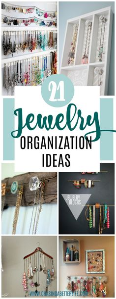 This will get my jewelry so organized!