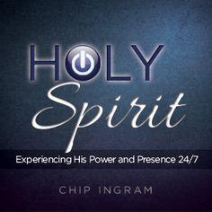 "Chip Ingram.  ""Living on the Edge- helping Christians live like Christians."""