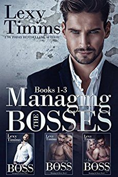 Managing the Bosses Box Set #1-3: Billionaire Romance by