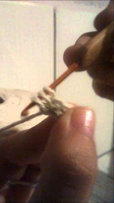 Cordão de crochê para cropped e bolsas