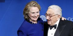 It takes a mugging of reality to make us see with clarity. This is one man's take on his awakening and realizing the truth of Kissinger and Clinton