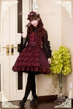 --> Preorder: ***The Curtain Is About To Open*** JSK (Uni-color version) >>> http://www.my-lolita-dress.com/long-ears-and-sharp-ears-the-curtain-series-lolita-jumper-dress-ch-7