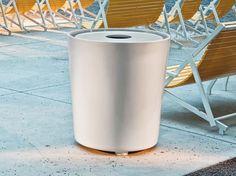 Урна для мусора Коллекция Hinken by Nola Industrier | дизайн Thomas Bernstrand