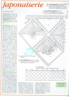 Crochet and arts: blinds Crochet Diagram, Filet Crochet, Irish Crochet, Crochet Motif, Crochet Doilies, Crochet Flowers, Crochet Stitches, Crochet Hooks, Crochet Bunny