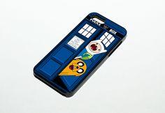 Adventure Time iPhone Case - iPhone 4/4s, iPhone 5/5s/5c, iPhone 6/6s/6 /6s #adventuretime #adventuretimecase #adventuretimeiphonecase #adventuretimephonecase