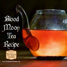Blood Moon Tea