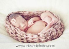 Newborn Nest Pattern FOR PHOTO SESSION USE ONLY