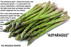 Asparagus has more benefits than you know