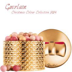 Guerlain Christmas Collection 2014 opener
