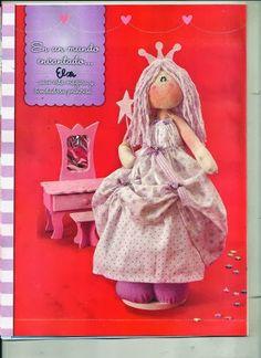 Mimin Dolls: Uma linda princesa