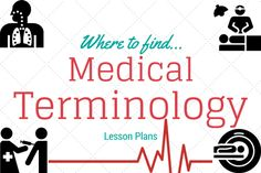 Medical Terminology Lesson Plans That Will Blow Your Mind (not literally!)