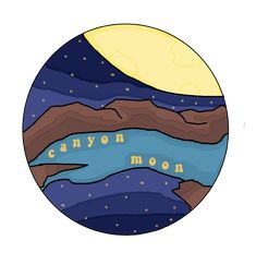 I keep thinking back to the time under the canyon moon Simple Canvas Paintings, Small Canvas Art, Vinyl Record Art, Vinyl Art, Harry Styles Poster, Cd Art, Moon Painting, Aesthetic Painting, Hippie Art