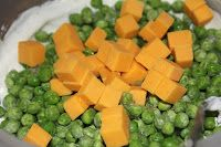 Deep South Dish: Old Fashioned Cold English Pea Salad