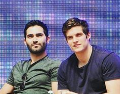 Find images and videos about teen wolf, tyler hoechlin and daniel sharman on We Heart It - the app to get lost in what you love. Teen Wolf Isaac, Teen Wolf Mtv, Teen Wolf Cast, Tyler Hoechlin, Daniel Sharman, Tyler Posey, Dylan O, Big Love, Good Looking Men
