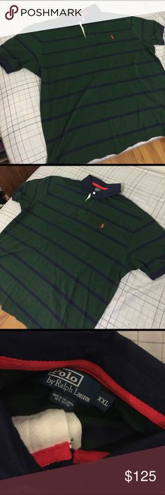 Brand new mens Ralph Lauren polo size xxl New unworn Polo by Ralph Lauren Shirts Polos