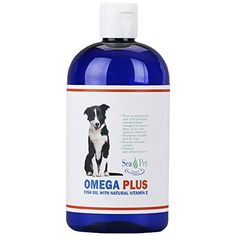Sea Pet Omega Plus Fish Oil with Natural Vitamin E 8 oz *** Read more reviews of the product by visiting the link on the image.Note:It is affiliate link to Amazon.