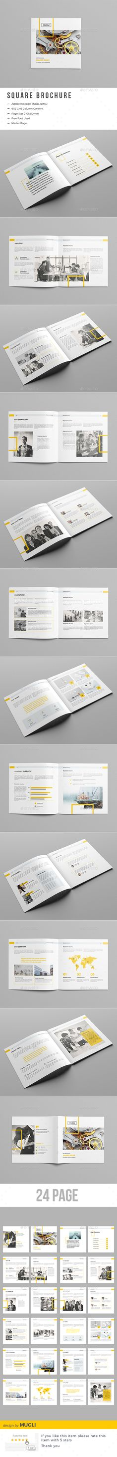 Naturalis Lookbook / Magazine | Indesign templates, Minimalist and ...
