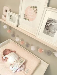 Baby Sienna's Nursery Reveal