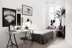 little town life: exquisite apartment styling