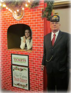 Faith, Trust, and Pixie Dust: Our Polar Express Church Christmas Party