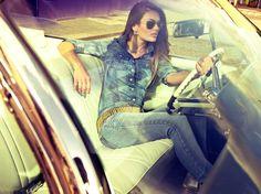 767 Jeans - 2013  Photo // Retouch: Ackley Serrano
