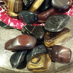 Tigers Eye X-lg Gorgeous  Colors. ..Bring  Yourself Good  Fortune  and  Protection. ..