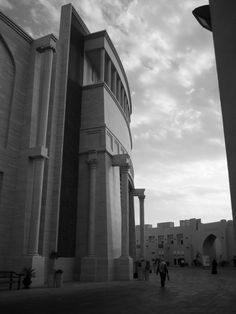 Katara Architecture.